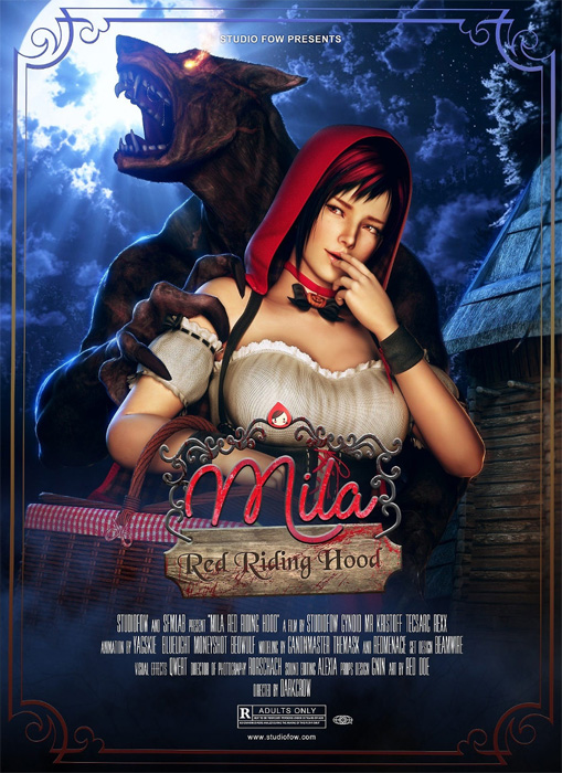 Mila Red Riding Hood Vol.1