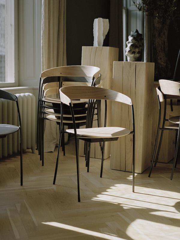 New works showroom Copenhagen