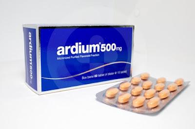 Obat Wasir Ardium