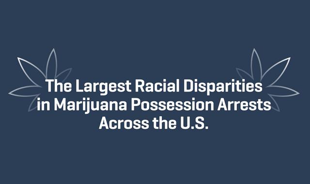 Racial Disparity Marijuana Arrests