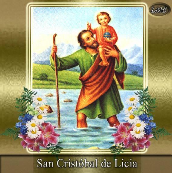 Resultado de imagen para oraciones a san cristobal