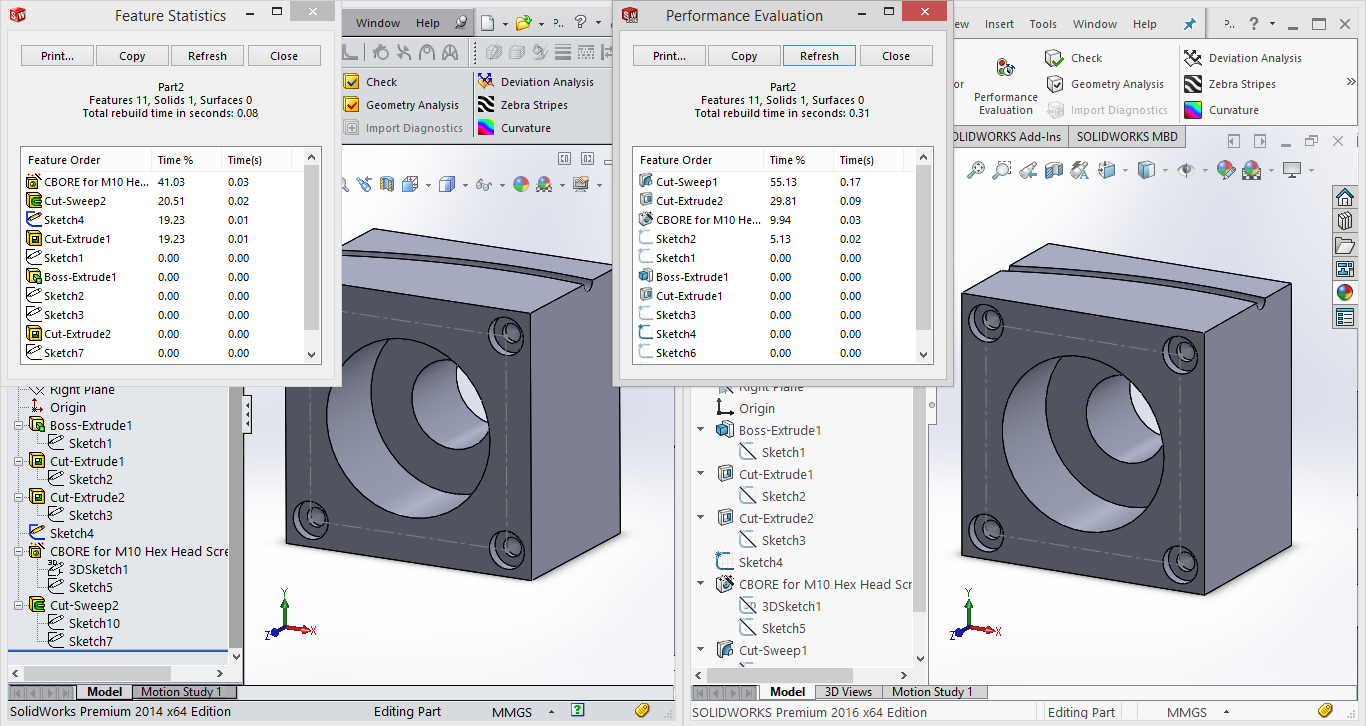 Top Down or Bottom Up? (SolidWorks and Catia V5)   Abhie For