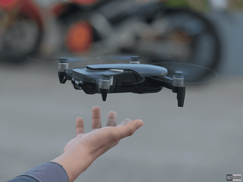 DJI Mavic Air Review - Still the Compact Camera Drone for the Masses?