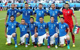 موعد مباراة إيطاليا وأوكرانيا الأربعاء 10/10/2018 والقنوات الناقلة