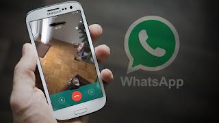 طريقة تفعيل خاصية مكالمة الفيديو في الواتساب 2016