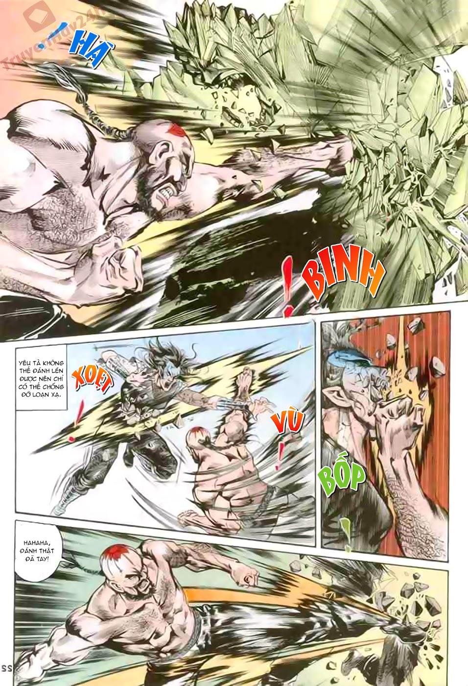 Cơ Phát Khai Chu Bản chapter 86 trang 23