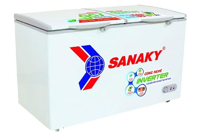 Tủ Cấp Đông Sanaky VH-3699A3 Còn Mới Đến 99% Giá Cực Rẻ