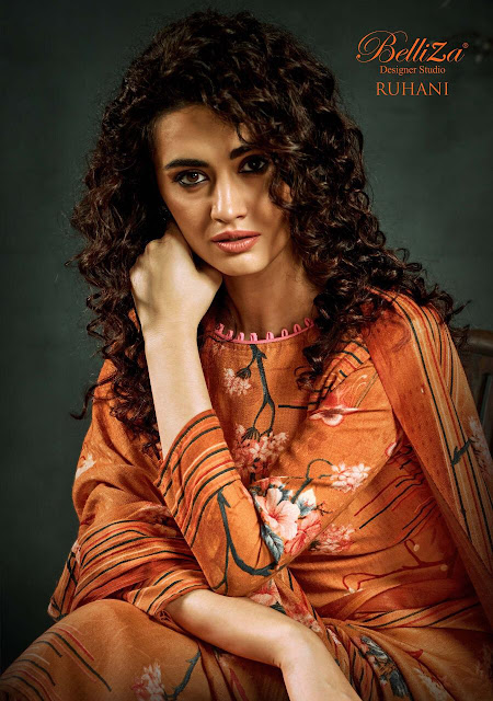 Belliza Designer Ruhani Vol 3  Winter Pashmina Salwar Kameez Collection, Special Winter Pashmina Collection Belliza Designer Ruhnai Vol 3 Pashmina Collection