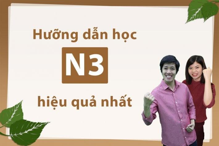 Share khóa học N3 dungmori - Khóa học JLPT học tiếng nhật online