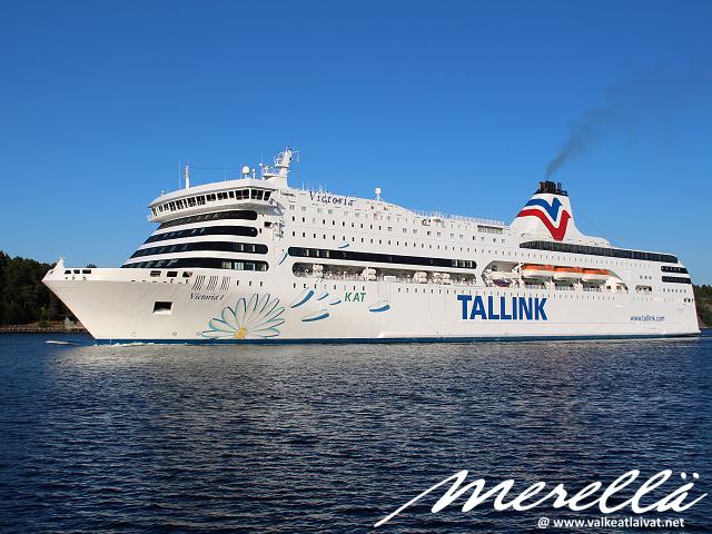 Risteily Saarenmaa Tallink
