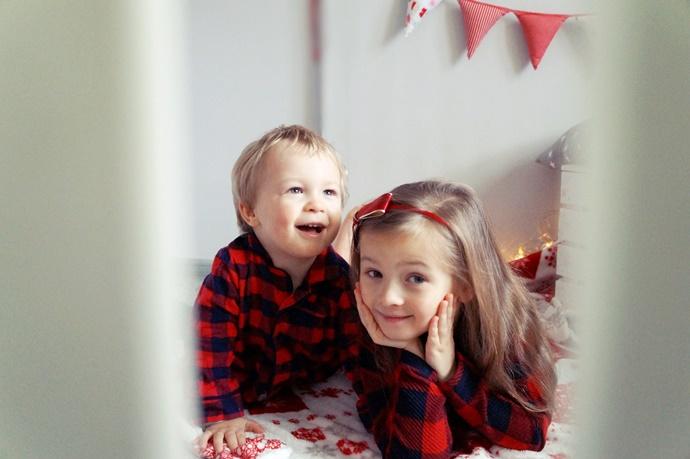 Mama za obiektywem: świątecznie