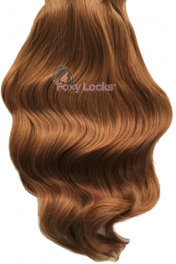 Foxy Locks Cinnamon Ginger Extensions
