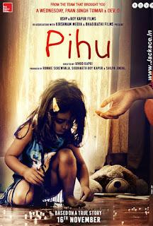 Pihu First Look Poster