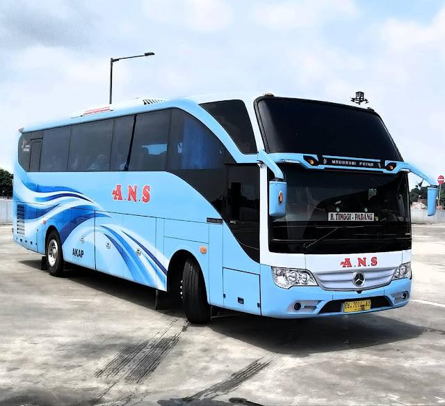 Bus ANS Eksekutif