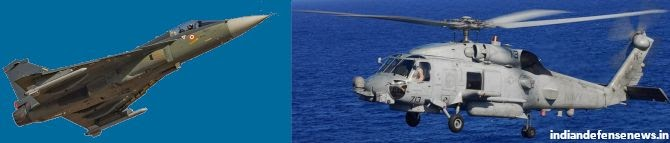 MH-60R Seahawk Choppers To Be Inducted Soon And Malaysia May Get Tejas Fighter