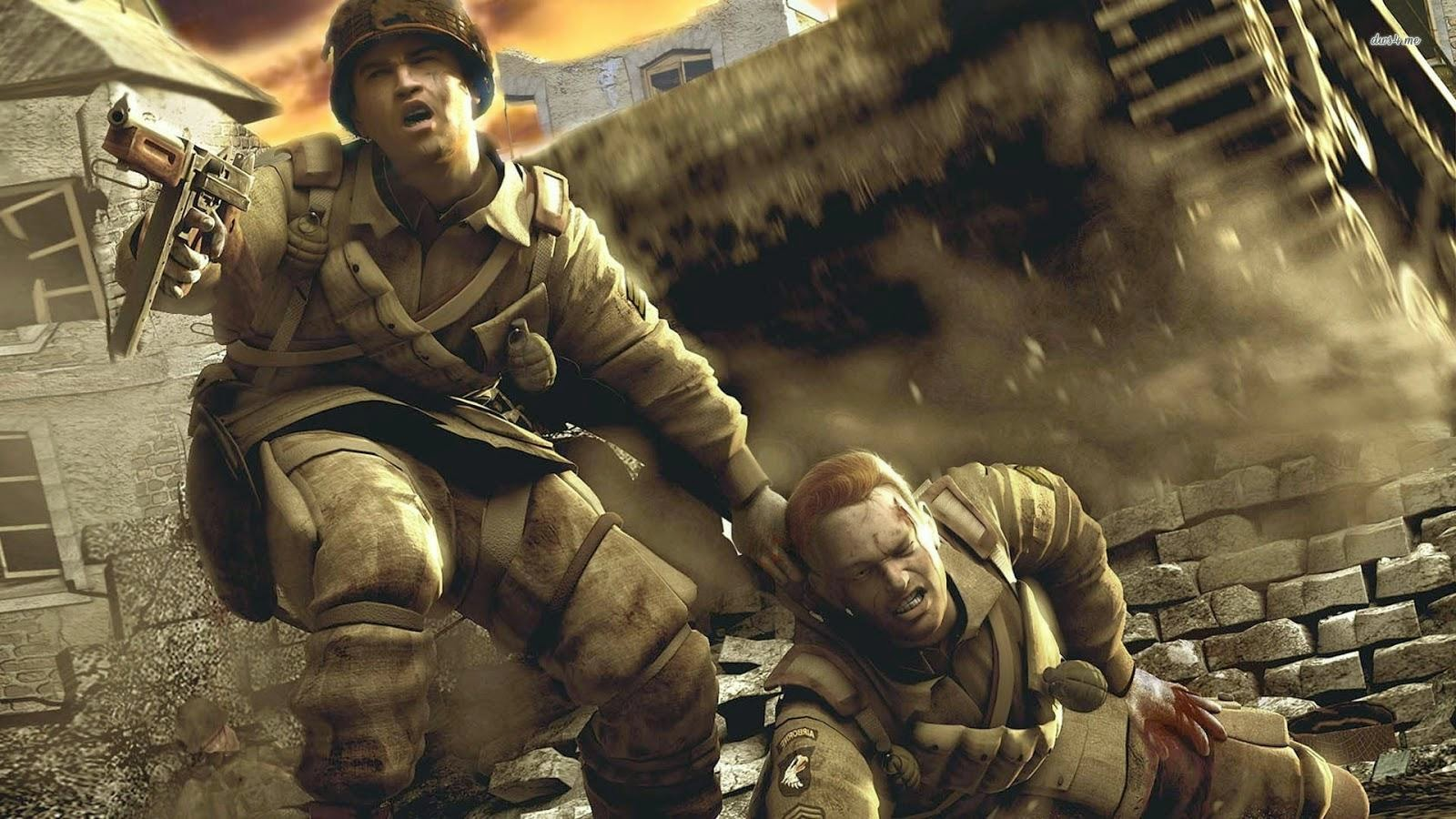 Download Brothers in Arms Furious 4 Pc Game Free Download Full Version