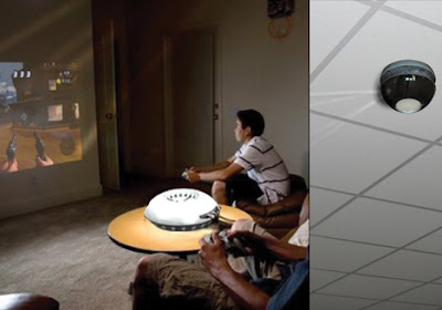 Creative Projectors and Unusual Projector Related Designs and Concepts (30) 16