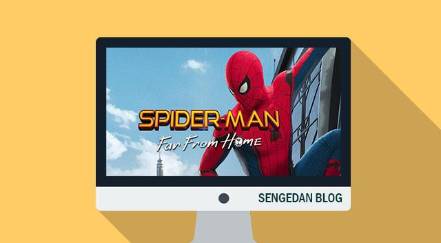 Spider Man Far From Home 2019 Review Film Sengedan Blog