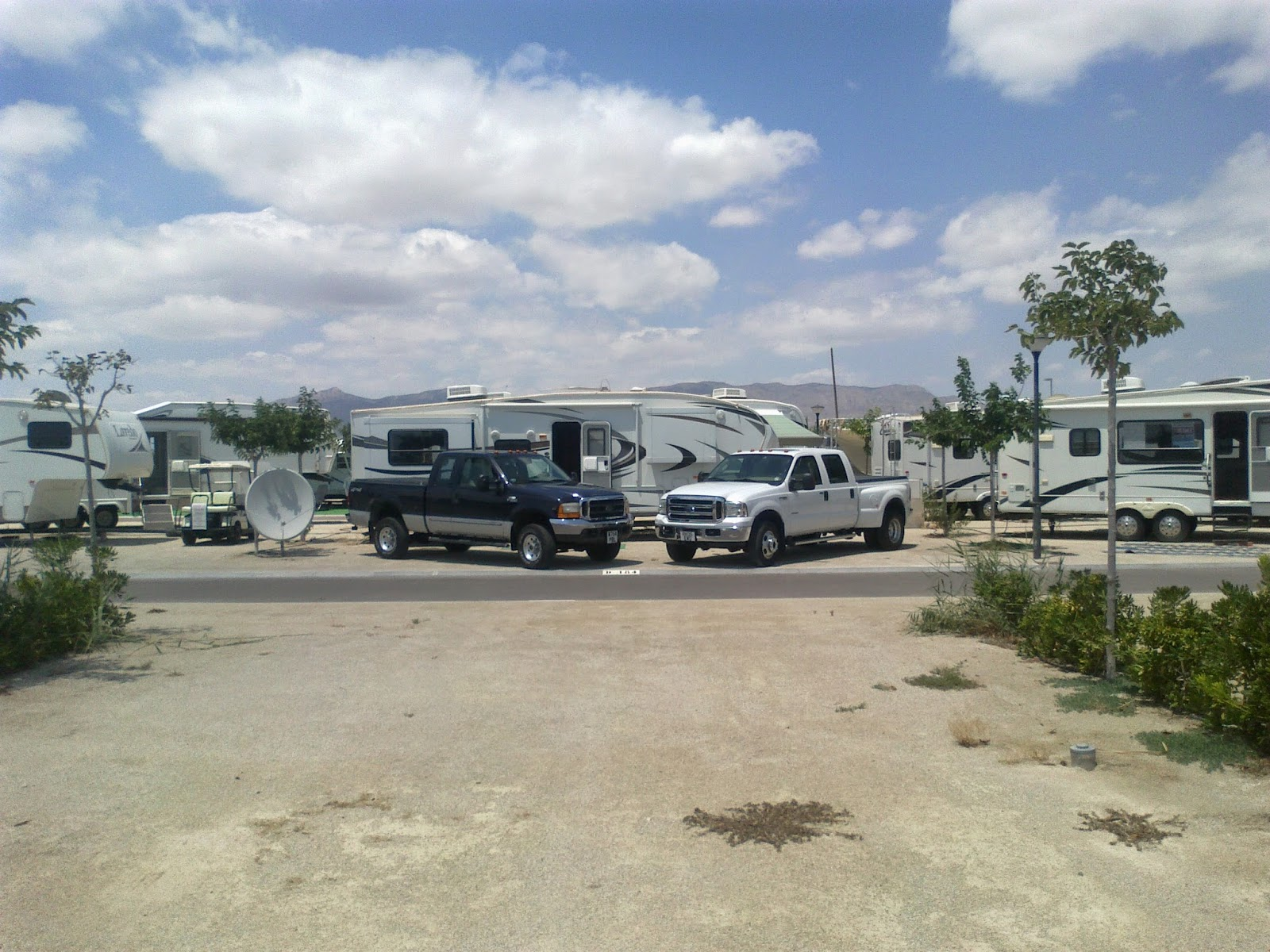caravans for sale in Spain