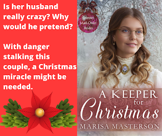 https://www.amazon.com/Keeper-Christmas-Spinster-Mail-Order-Brides-ebook/dp/B081BCGP2S