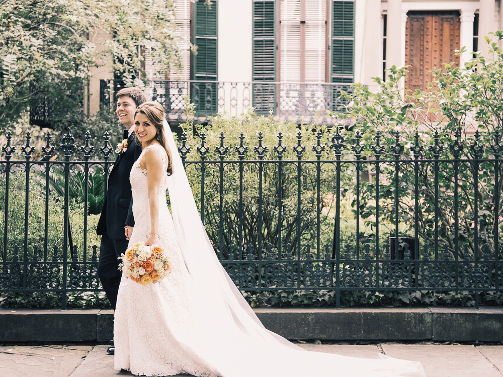 Boston Life and Style Blogger, The Northern Magnolia, discusses the first three years of marriage.