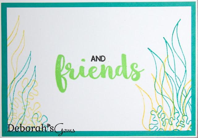 Laughter & Friends inside - photo by Deborah Frings - Deborah's Gems