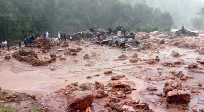 Munnar landslide, Kerala