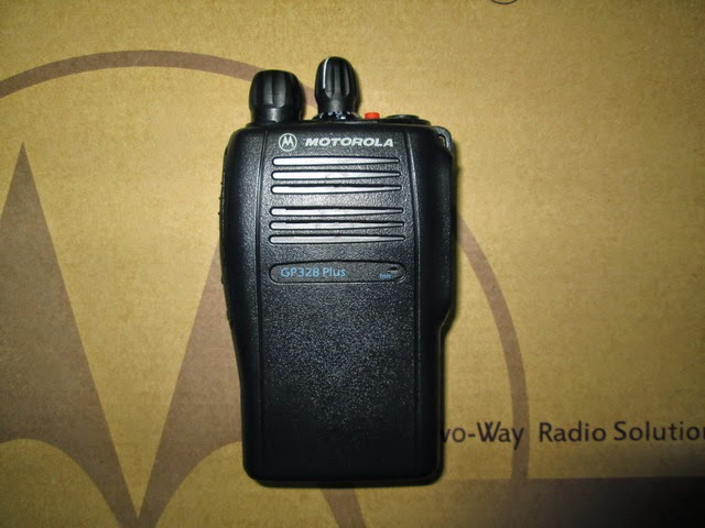handy talky Motorola GP328 plus