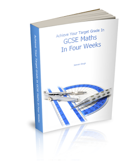 Learn how to pass your maths gcse in four weeks