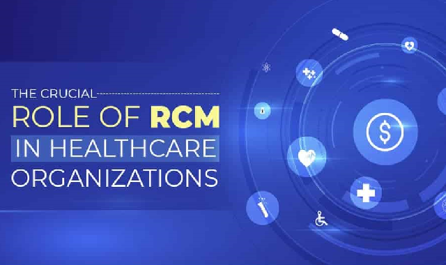 The Crucial Role Of RCM In Healthcare Organizations #infographic