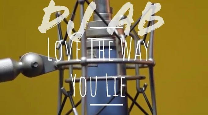 Dj Ab - Love the Way You Lie (Eminem's Cover)