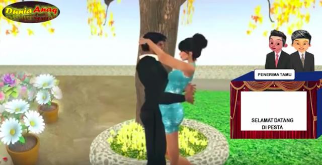 Beredar Parodi 'Upin & Ipin' di Youtube yang Bikin Geram Orangtua
