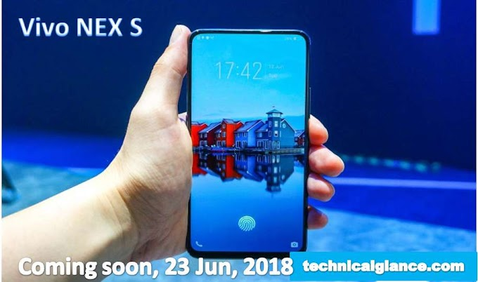 Vivo NEX S Full Smartphone Specification:It's hot