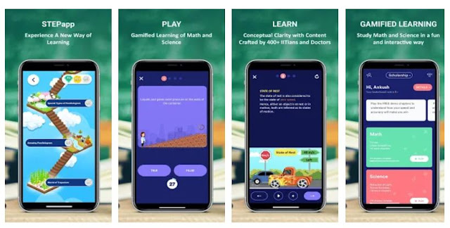 Download & Install STEPapp - Gamified Learning Mobile App