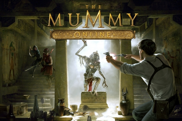 Wallpaper Minecraft 3d The Mummy Online Review Web Game 360