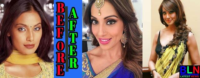 BIPASHA BASU Bollywood Actresses Before and After Plastic Surgery