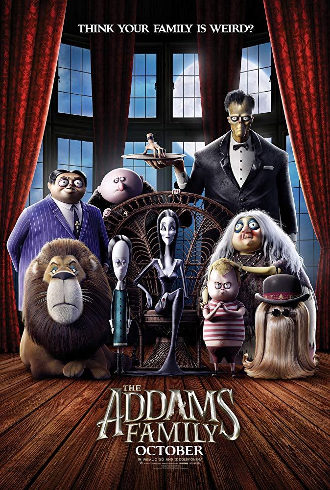 Gia Đình Addams