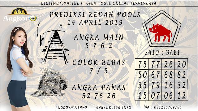 Prediksi Angka Jitu KEDAH POOLS 14 APRIL 2019