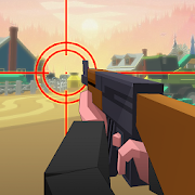 Cube Zombie Hunter Infinite (Gold - Crystals) MOD APK