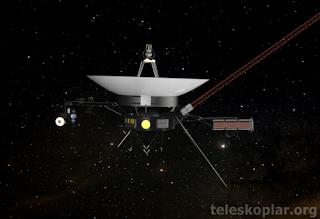 voyager 1 uzay aracı nedir?