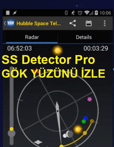 ISS Detector Pro 2.03.86 Gök Yüzünü İzle Apk İndir 2020  Android