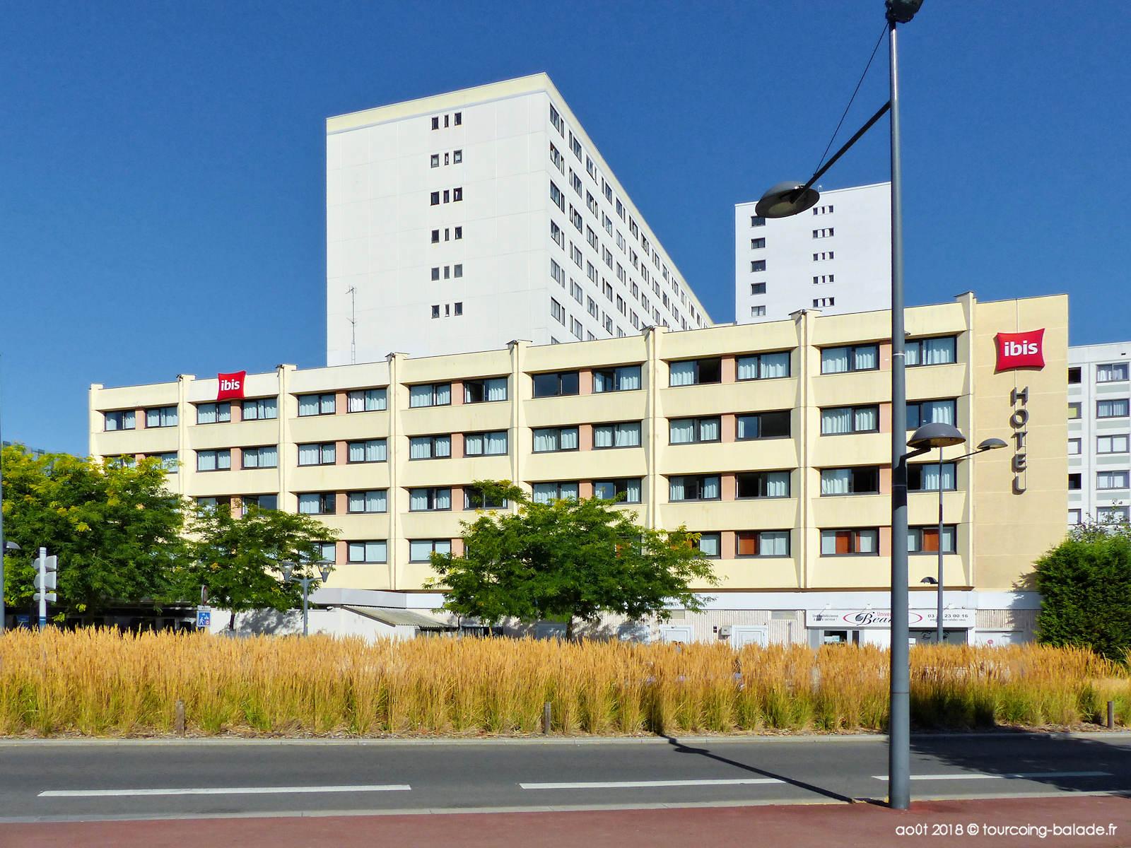 Hôtel Ibis Centre de Gaulle, Tourcoing 2018