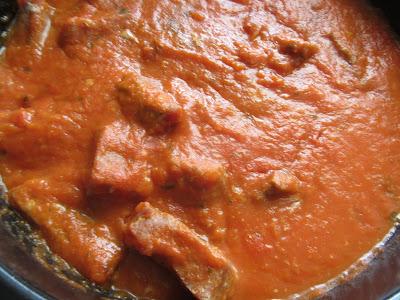 Atún con tomate Thermomix