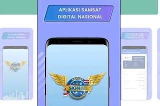 Signal (Samsat Digital Nasional): Aplikasi Untuk Bayar Pajak Motor atau Mobil Secara Online