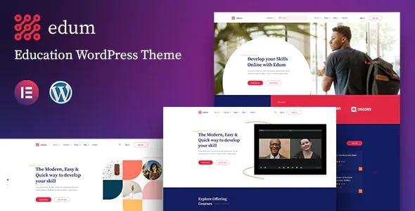 Best LMS & Education WordPress Theme