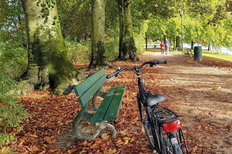 在布魯日騎腳踏車
