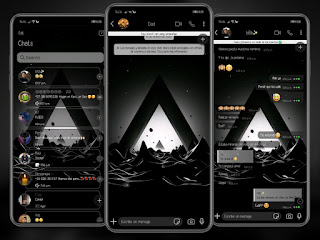Belb Dark Theme For YOWhatsApp & RA WhatsApp By Ethel