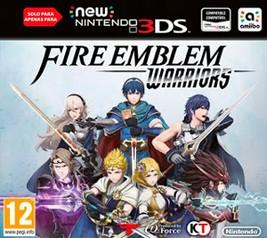 Fire Emblem Echoes Warriors