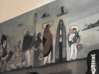 The Murals at the Emperador Caltzontzin Theater