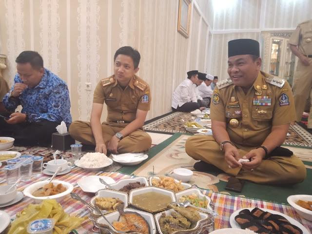 H Andi Fahsar Kembali Menempati Rujab Bupati Bone, Setelah Dilantik Beberapa Bulan Lalu